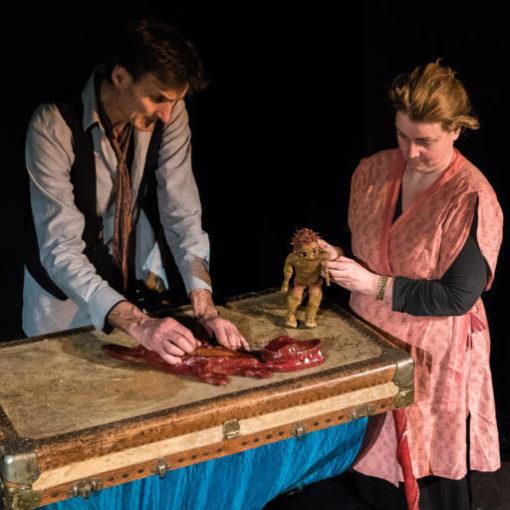 Mandé le ressort - Lazzi Serpolet theatre - Livradois Forez