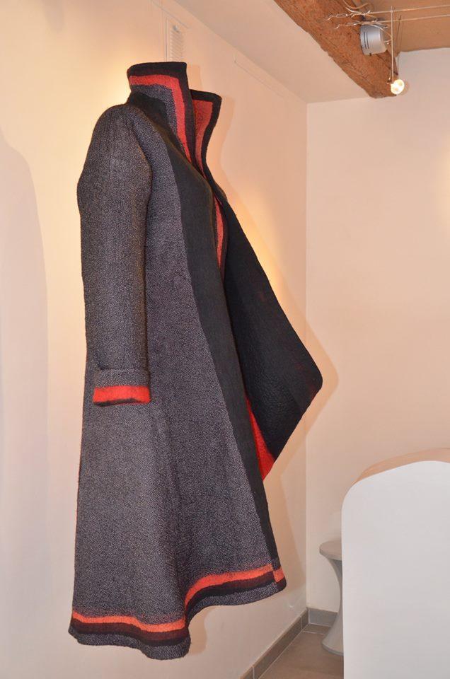 manteau Clotilde Piquet