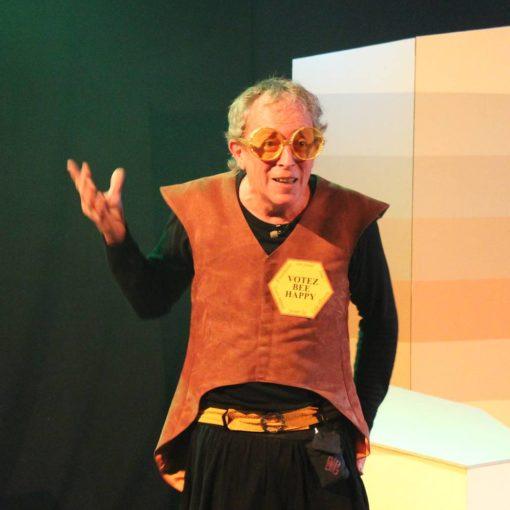 josette - theatre - abeille - Livradois Forez