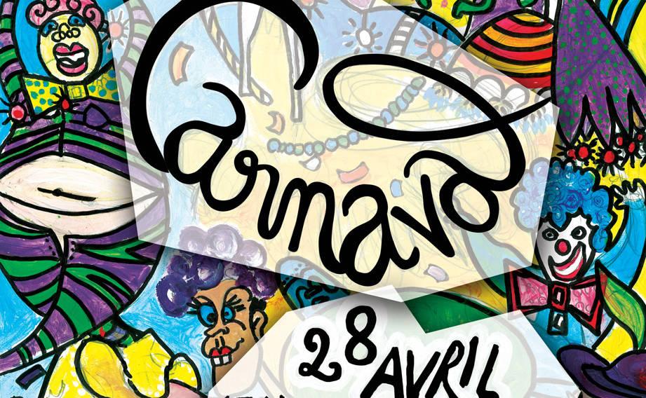 Affiche Carnaval d'Ambert 2018